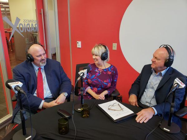 Michael-Barry-and-Pamela-Keefe-and-David-Henderson-on-Phoenix-Business-RadioX