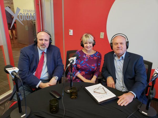 Michael-Barry-and-Pamela-Keefe-and-David-Henderson-on-Phoenix-Business-RadioX1