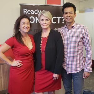 CULTURE CRUSH RX Levelhead CEO Saundra Schrock and Tallwave COO Ed Borromeo