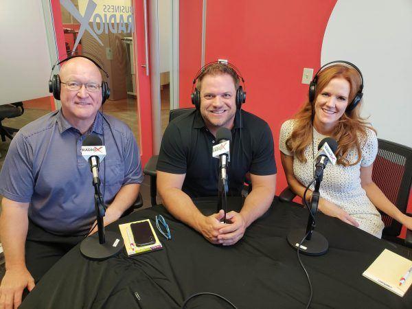 Radio-host-Jon-Deiter-with-Lauren-Bailey-and-Jonathan-Keyser-on-Phoenix-Business-RadioX2