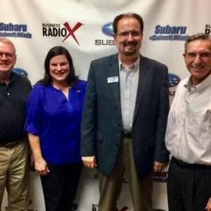 "SIMON SAYS, LET'S TALK BUSINESS: Jennifer Fennell with Jackson EMC, Bill McDermott with McDermott Financial Solutions, and Gregg Burkhalter ""The LinkedIn Guy"""