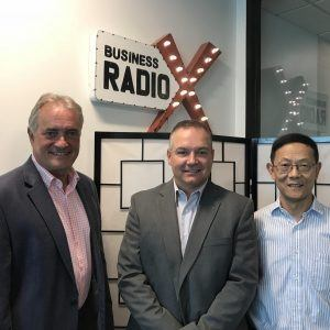 Dave Ward with Tommy Nobis Center, Lamar Wakefield with NELSON Worldwide, LLC, and TAO YANG HAN with IronCAD, LLC