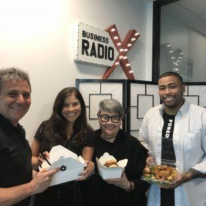 Culinary Atlanta featuring Reiko and Noah Clark with PONKO Chicken