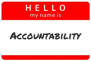CEO Exclusive: Accountability