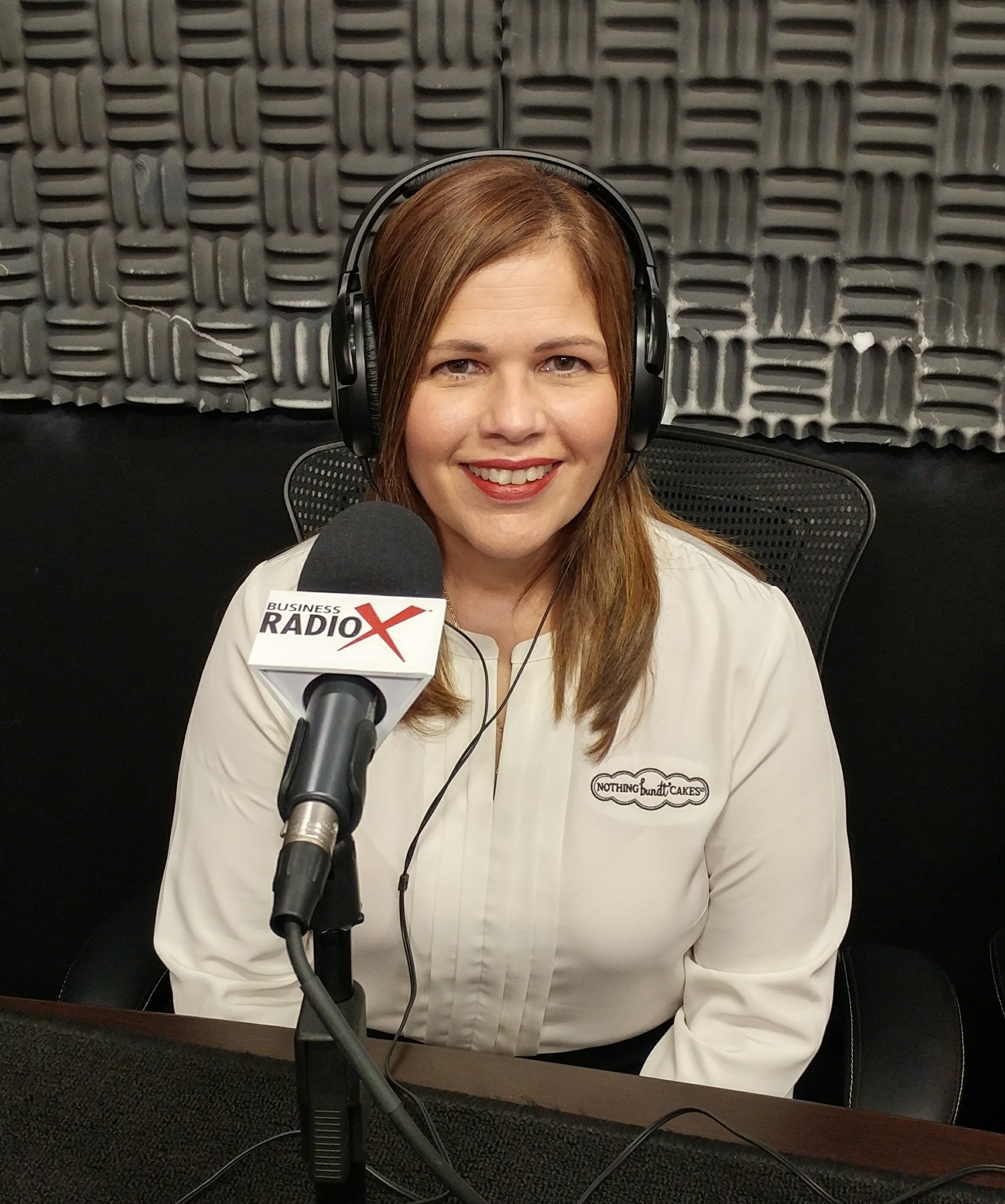 Family Business Radio, Episode 8: Gloria Mattei, Nothing Bundt Cakes Alpharetta, Milton, Roswell