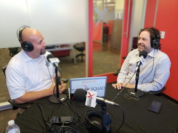Joe-Pusz-and-Dimitri-Ponomareff-with-KanbanZone-on-Phoenix-Business-RadioX1