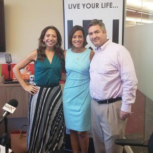 LEADERSHIP LOWDOWN Phoenix Business Journal Publisher Ray Schey and Catherine Alonzo Founding Partner with Javelina