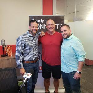 THINK FIT-GET FIT-STAY FIT Kyle McInstosh with MAC6 and Brian Mohr with Conscious Capitalism Arizona