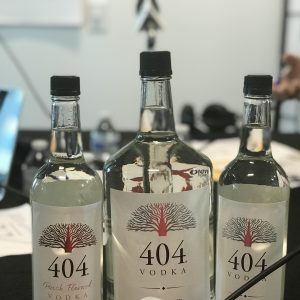 Culinary Atlanta featuring Jeff Moses with 404 Vodka