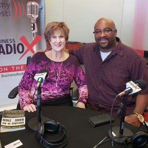 ClearEdge LLC with Founder Deborah Dubree and EZ Sports Talk Radio Host and Motivational Speaker Edward Smith