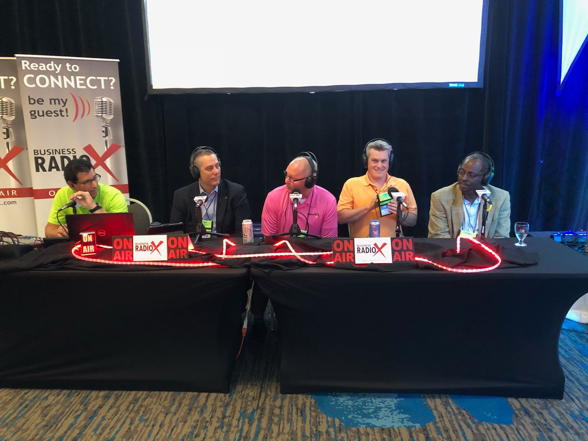 ITEN WIRED Radio- Broadcasting Live from the 2018 Summit Ep. 2