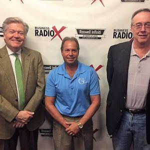 Gregg Mooney with Leadership Max and Bill Neglia with Neglia Insurance Group