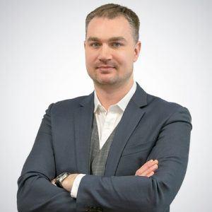 Vincentas Grinius with Host1Plus