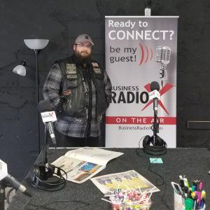 Pensacola Business Radio–Poker Run, US Military Vets MC, CROSSBONES Chapter