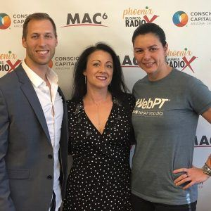 CULTURE CRUSH RX Andy Maurer with The Phoenix Counseling Collective and Heidi Jannenga with WebPT