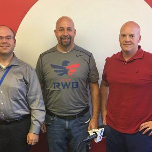 PROJECT MANAGEMENT OFFICE HOURS PMI Phoenix VP External Relations Trevor Stasik and VP of Military Affairs Paul Martin with Vets2PM CEO Eric Wright