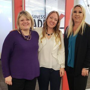 DESTINATION LIFESTYLE and DESIGN Cadence Living with VP of Operations Tracy Colburn and Corporate Sales Director Lisa Bernard