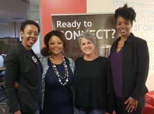 Joy-Bretz-Founder-of-nJOYBnFIT-and-Brenda-Cunningham-CEO-of-Push-Career-Management-with-Guest-Co-host-Isha-Cogborn-CEO-of-Epiphany-Institute2