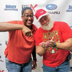 Carisse Moody with Famous Toastery – Suwanee