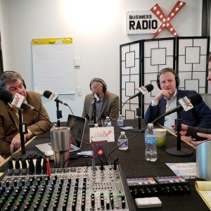 Dennis O'Keefe with Workful, Richard Lorenc with Foundation for Economic Education and Carl Danbury