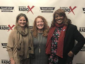 NORTH ATLANTA'S BIZLINK:  Jennifer Finkelstein Hall with MatchKey Consulting and Bonnie Mauldin with The Mauldin Group