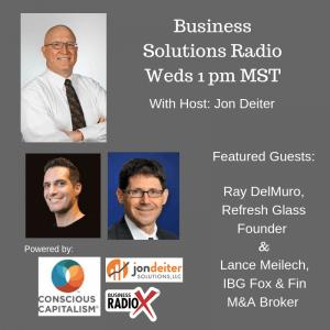 Spotlight on Success with Host of Business Solutions Radio Jon Deiter