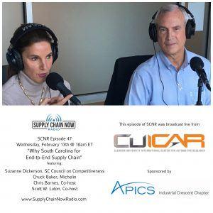 Supply Chain Now Radio Episode 47