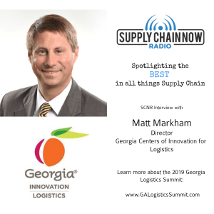Supply Chain Now Radio Episode 45