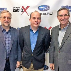 SIMON SAYS, LET'S TALK BUSINESS: Wes Littlejohn with Marathon Financial Strategies and Derek Harp with The CyberList