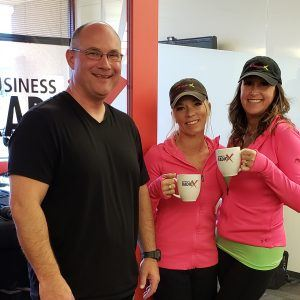 THINK FIT-GET FIT-STAY FIT FitLogisitx with Partners Danielle Evans and Joelle McCasland