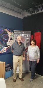 Pensacola Business Radio: Spotlight Episode NWFLAAA/SHINE-SMP Guests Marti Hearn and John Crane