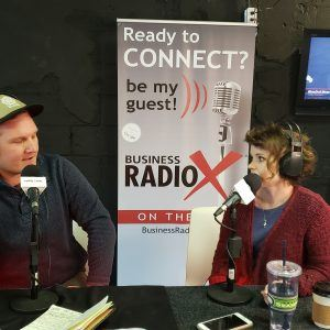 Pensacola Business Radio: the MotoTalk Series with theMotoDoll Emily Elmore, Guest: Colby Davidson