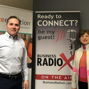 Office Evolution Radio: Debbie Sonenshine with Coldwell Banker and Marc Daner with Wells Fargo Advisors