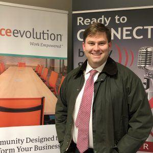 Office Evolution Radio: Graham Perry with Lavista Associates