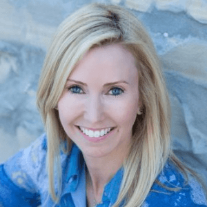 Hilary DeCesare with ReLaunch Life