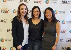 LEADERSHIP LOWDOWN Dawning Public Relations Owner Kendra Riley and Beyond Payments Founding Member Anna Lam