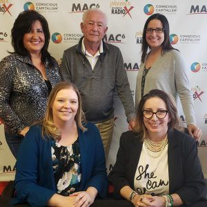 LIFE MADE TO ORDER PHOENIX Elisa Mongeluzzi with Mongeluzzi Consulting and Kelley Durham with K Durham Law PLLC