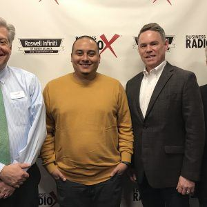 David Maradiaga, Maradiaga Media, and John Mitchell and Randy Hasslinger, Slingshot Product Development Group