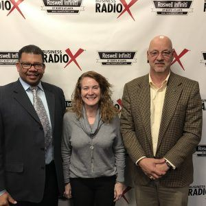 NORTH ATLANTA'S BIZLINK:  GNFCC's Tech400 Committee with Winford Williams, LexisNexis Risk Solutions, and Ralph Pasquariello, Snellings Walters Insurance Agency