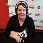 Tabitha-Wearing-on-Phoenix-Business-RadioX