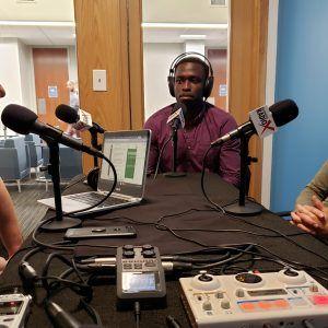 ATDC RADIO: Jesse Lindsley with Thrust Interactive and Andy Okala with UZO