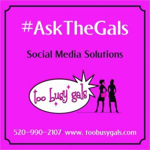 Ask the Gals Ep 5: April Locchead and Rhonda Peoples