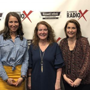 NORTH ATLANTA'S BIZLINK:  GNFCC Women In Business Award Winners Lindsey Petrini, WellStar North Fulton Hospital, and Staci Hutto, Troy University