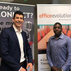 Office Evolution Radio: Josh Dougherty with Xperience Benefits GA and Trenton Carson with TC Productions