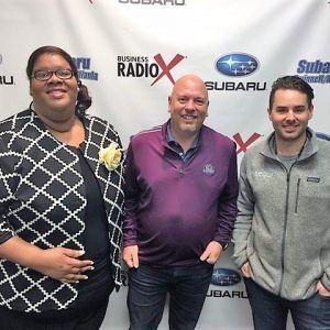 David Brinkman with AssureSign and Michael Maxsenti with Sequr