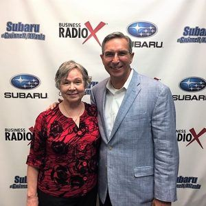 SIMON SAYS LET'S TALK BUSINESS: Lorraine Edwards with Lorraine Communications, Inc.