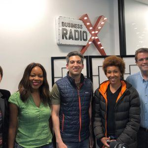TECH TALK: Dr. Roshawnna Novellus and Tiara Zolnierz with EnrichHER, John Adcox with Gramarye Media and Noelle London with Invest Atlanta
