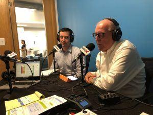 ATDC Radio: Matt Golden and Stuart Zola with MapHabit