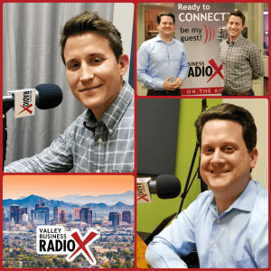 Ben Graff and Jason Wood with Quarles & Brady appear on Valley Business RadioX in Phoenix, Arizona