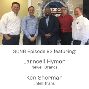 Supply Chain Now Radio Episode 92
